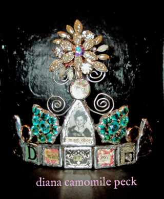 Soldered crown