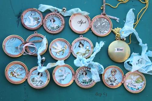 Diana lockets art group 2015