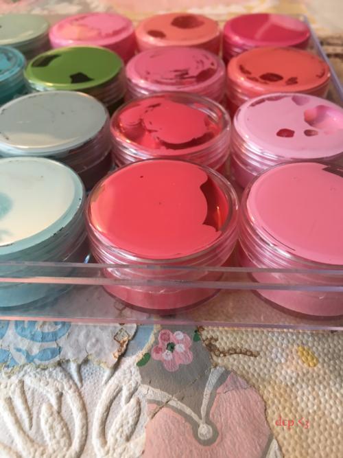 travel paint palette diana camomile peck