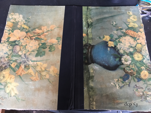 diana camomile peck handmade art journal