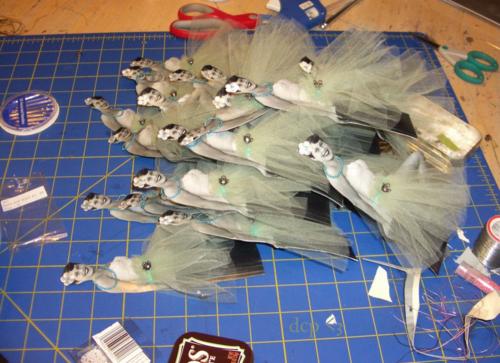 grannie annie handmade paper doll