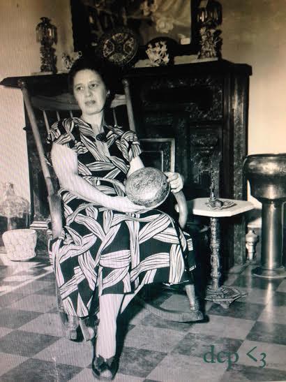 Della Middleton - my grandmother